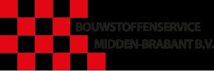 Bouwstoffenservice Midden-Brabant B.V. Logo